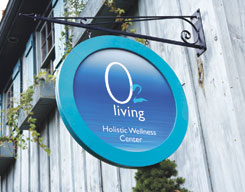 O2 Living in Cross River, NY