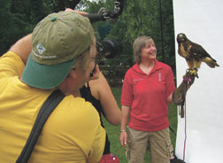 Birds of Prey Day at Green Chimneys