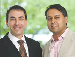 Dr. Michael Wald and Nilay Shah, MD