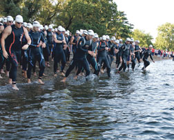 Toughman Triathlon in Westchester, NY